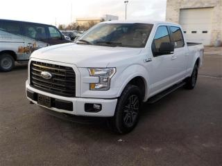 Used 2016 Ford F-150 SUPERCREW for sale in Innisfil, ON