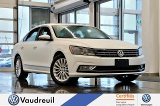 Used 2016 Volkswagen Passat 1.8 TSI Comfortline * 17 POUCES * TOIT for sale in Vaudreuil-Dorion, QC