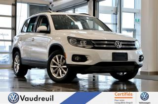 Used 2017 Volkswagen Tiguan Édition Wolfsburg * TOIT PANO * APP CONN for sale in Vaudreuil-Dorion, QC