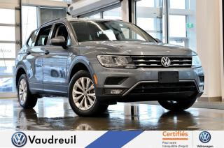Used 2018 Volkswagen Tiguan Trendline * 17 POUCES * APP-CONNECT for sale in Vaudreuil-Dorion, QC