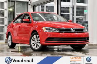 Used 2015 Volkswagen Jetta Trendline+ * TOIT * 16 POUCES for sale in Vaudreuil-Dorion, QC