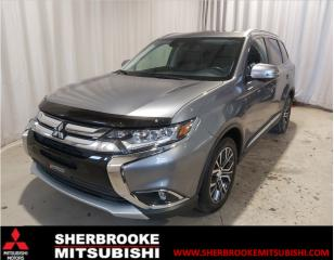 Used 2018 Mitsubishi Outlander GT S-AWC AWD 4X4 4RM for sale in Sherbrooke, QC
