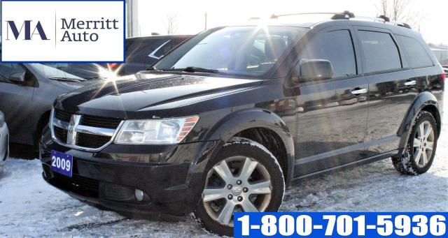 2009 Dodge Journey R/T |LEATHER| CAM|7 PASS