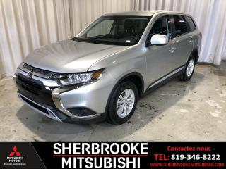 Used 2019 Mitsubishi Outlander ES AWC AWD 4WD 4X4 4RM for sale in Sherbrooke, QC