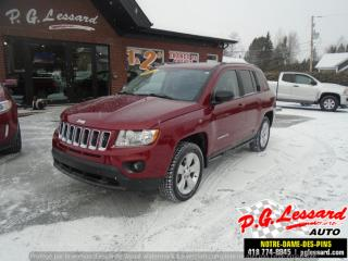 Used 2012 Jeep Compass North automatique for sale in St-Prosper, QC