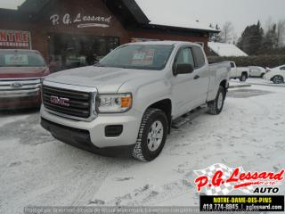 Used 2015 GMC Canyon 2rm 4cyl 2.5l automatique for sale in St-Prosper, QC