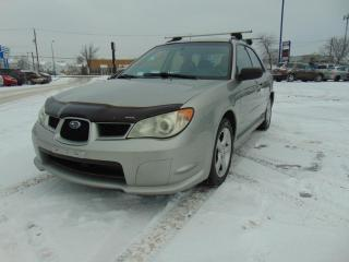 Used 2006 Subaru Impreza 5dr Wgn 2.5i Manual for sale in St-Eustache, QC