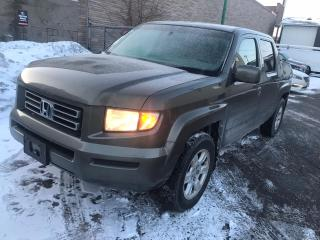 Used 2007 Honda Ridgeline for sale in Scarborough, ON