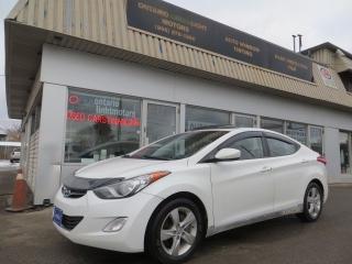Used 2011 Hyundai Elantra GLS,SUNROOF,ALLOYS,HEATED SEATS,BLUETOOTH for sale in Mississauga, ON
