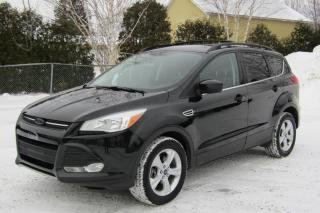 Used 2014 Ford Escape 4 portes SE, Traction intégrale for sale in Thetford Mines, QC