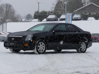Used 2005 Cadillac CTS 3,6 L AUTOM. for sale in St-Georges, QC