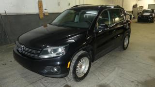 Used 2014 Volkswagen Tiguan Trendline 4 portes 2RM BA for sale in Laval, QC