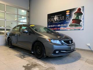 Used 2013 Honda Civic Touring for sale in Rimouski, QC