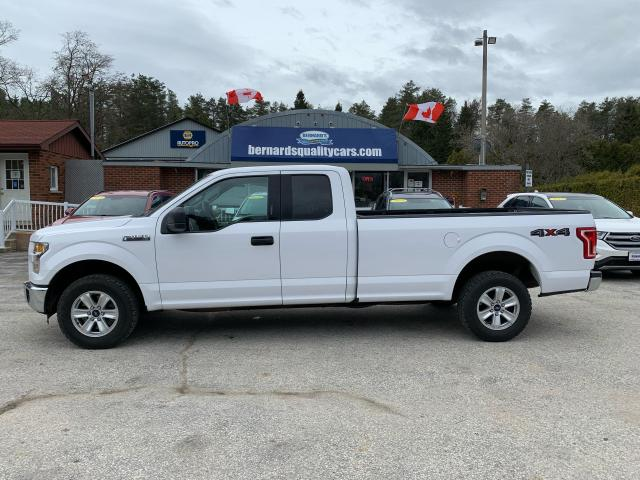 2016 Ford F-150 XLT LONGBOX 5.0L