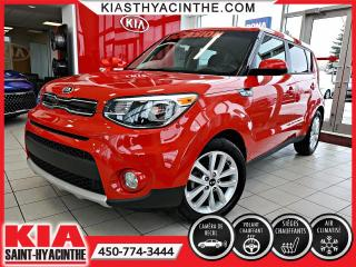 Used 2019 Kia Soul EX * CAMÉRA DE RECUL / VOLANT CHAUFFANT for sale in St-Hyacinthe, QC