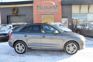 Used 2016 Audi Q3 Komfort for sale in Vaudreuil-Dorion, QC