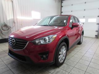 Used 2016 Mazda CX-5 GS 4 portes à traction avant, boîte auto for sale in Trois-Rivières, QC