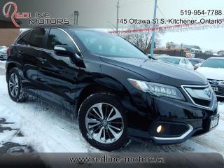 Used 2016 Acura RDX AWD.Elite Pkg ***PENDING SALE*** for sale in Kitchener, ON