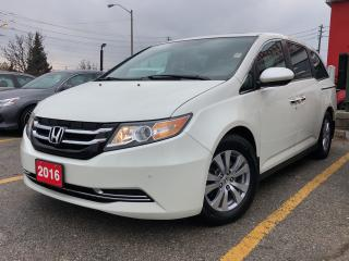 Used 2016 Honda Odyssey EX-L for sale in Toronto, ON