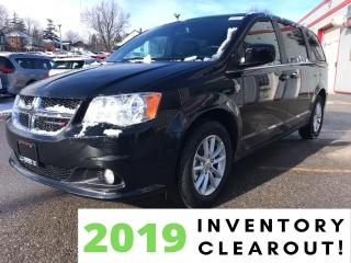 New 2019 Dodge Grand Caravan 35th Anniversary Edition | Premium Seats | DVD | N for sale in Mitchell, ON