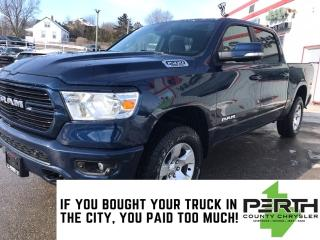 New 2020 RAM 1500 Big Horn | Level 2 | North Edition |  Cloth Bucket for sale in Mitchell, ON