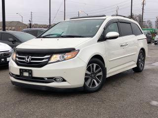 Used 2016 Honda Odyssey Touring for sale in Toronto, ON