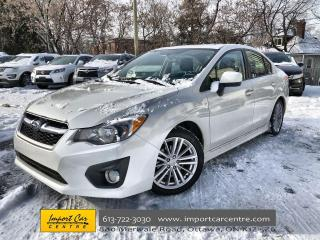 Used 2014 Subaru Impreza 2.0i Sport Package SUNROOF  ALLOY  SPOILER  HEATED for sale in Ottawa, ON