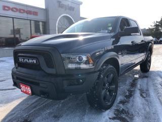 New 2019 RAM 1500 Classic Warlock Crew 4x4 V8 for sale in Hamilton, ON