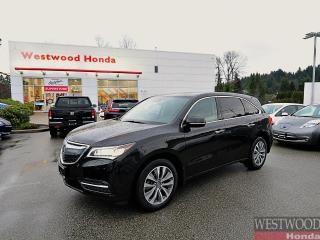 Used 2016 Acura MDX Nav Pkg for sale in Port Moody, BC