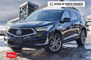 Used 2019 Acura RDX Elite at No Accident|Apple Carplay|NAVI| BLIND SPO for sale in Thornhill, ON
