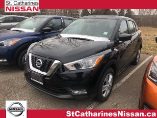 New 2020 Nissan Kicks S CVT for sale in St. Catharines, ON