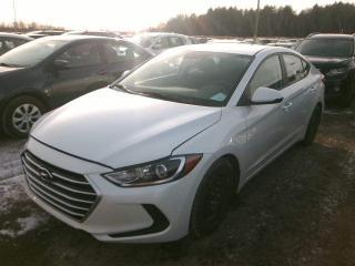 Used 2017 Hyundai Elantra LE