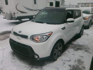 Used 2015 Kia Soul SX LUXURY -
