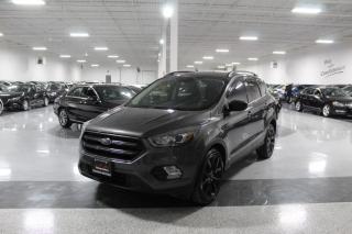 Used 2017 Ford Escape SE NO ACCIDENTS I NAVIGATION I BIG SCREEN I REAR CAM I BT for sale in Mississauga, ON