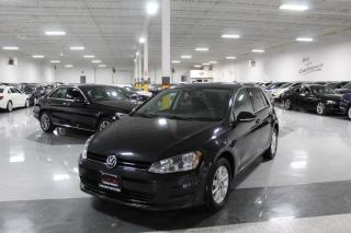 Used 2015 Volkswagen Golf BIG SCREEN I HEATED SEATS I KEYLESS ENTRY I POWER OPTIONS for sale in Mississauga, ON
