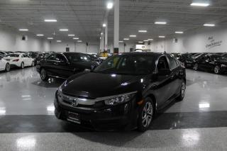 Used 2016 Honda Civic LX I NO ACCIDENTS I BIG SCREEN I REAR CAM I HEATED SEATS for sale in Mississauga, ON