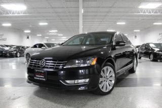 Used 2013 Volkswagen Passat HIGHLINE I NAVIGATION I REAR CAM I SUNROOF I LEATHER I BT for sale in Mississauga, ON