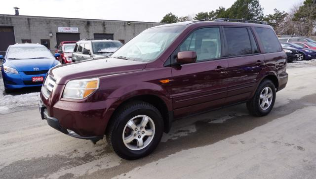 2008 Honda Pilot SE w/RES AWD 8 PSSNGRS CERTIFIED 2YR WARRANTY *FREE ACCIDENT* DVD SUNROOF ALLOYS