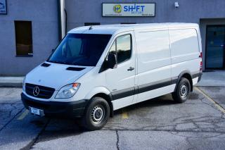 Used 2013 MERCEDES BENZ Sprinter 2500 144 WB LOW KM, DIESEL, NO ACCIDENTS! for sale in Burlington, ON