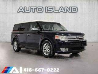 Used 2010 Ford Flex 4DR LIMITED AWD for sale in North York, ON