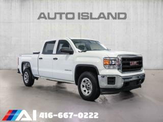 Used 2014 GMC Sierra 1500 4WD Crew Cab Box for sale in North York, ON