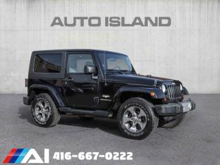 Used 2008 Jeep Wrangler 4WD  Sahara for sale in North York, ON