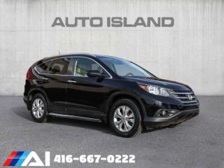 Used 2013 Honda CR-V AWD TOURING PKG NAVIGATION LEATHER SUNROOF for sale in North York, ON