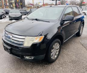 Used 2007 Ford Edge AWD 4dr SEL / FULLY LOADED / NAVIGATION for sale in Scarborough, ON