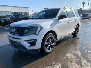 Used 2019 Ford Expedition Limited  for sale in Woodstock, ON