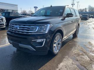 Used 2019 Ford Expedition Limited   - Non-smoker - One owner for sale in Woodstock, ON
