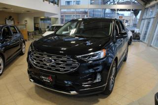 Used 2019 Ford Edge Titanium AWD for sale in Whitby, ON