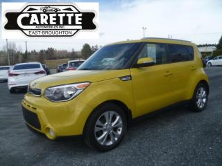 Used 2014 Kia Soul EX for sale in East broughton, QC