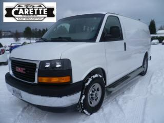 Used 2017 GMC Savana 2500  3/4 tonne for sale in East broughton, QC