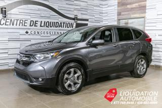 Used 2017 Honda CR-V EX-L+TOIT+CUIR+AWD for sale in Laval, QC